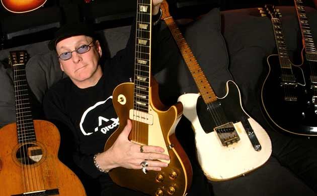 Cheap Tricks Rick Nielsen A Star And His 2000 Guitars Northwest