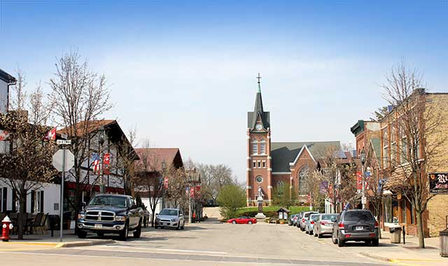 Even with a diverse population, New Glarus holds fast to its Swiss heritage. (Karla Nagy photo)