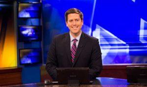 Evening news anchor Sean Muserallo.