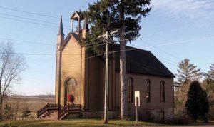 Cooksville Congregational Church, Cooksville, Wis.