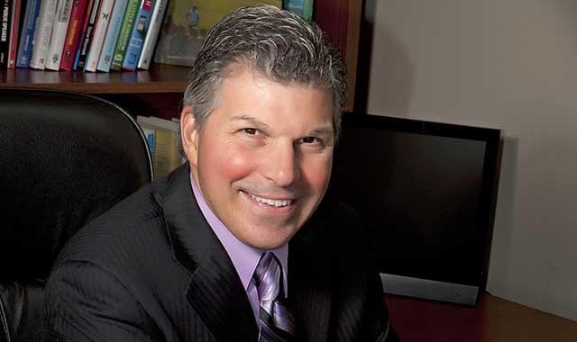 "Carmine Gallo, author of ""Talk Like TED"""