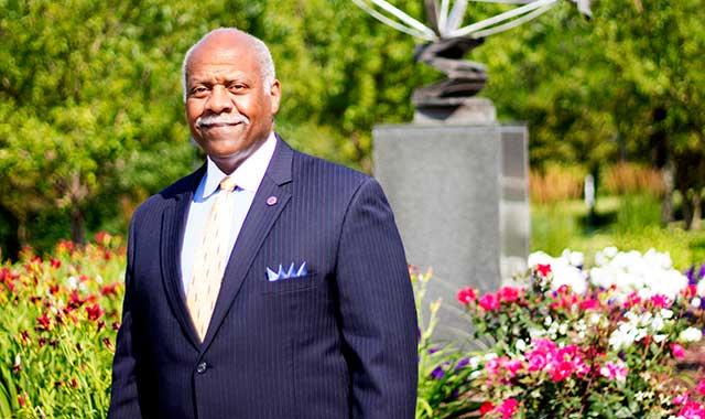 Dr. Robert Head, President of Rockford University