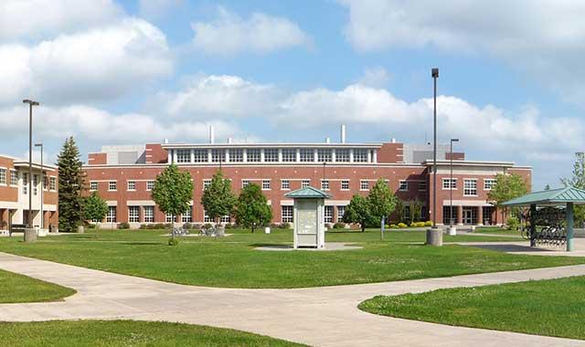 Northern Michigan University, Marquette, Mich.