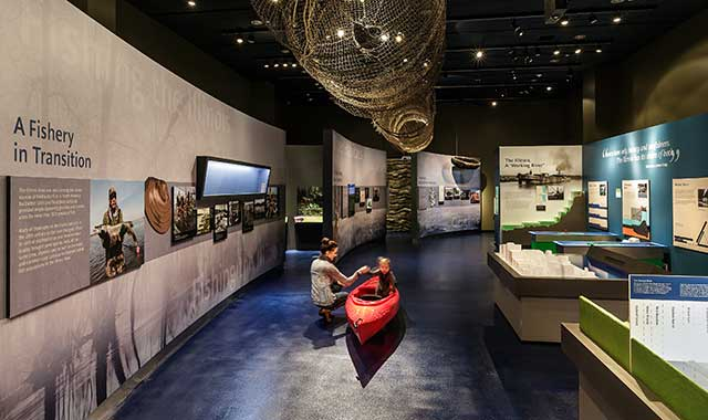 The Peoria Riverfront Museum is filled with many attractions that combine art, science, history and achievement, creating an exciting place to learn.