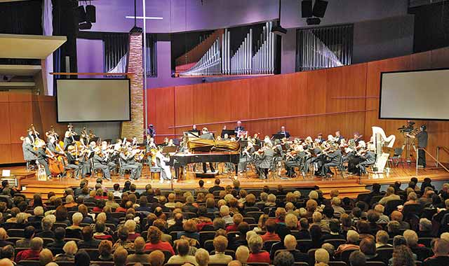 """The Elmhurst Symphony Orchestra performs """"Carnival of the Animals"""" at the Elmhurst Christian Reformed Church, on March 14 and 15."""