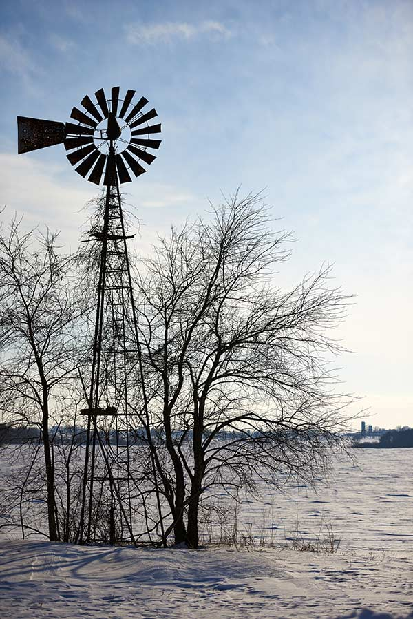 Winter Calm – Photography by Brad Nordlof