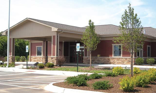 Serenity Hospice, Oregon, Ill.
