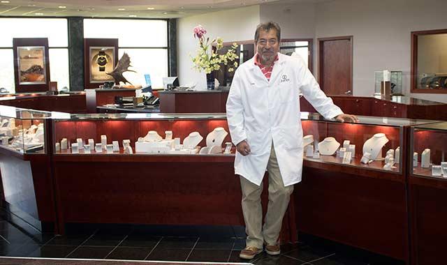 Luis Pavez, of Zavius Jewelers, in Rockford.