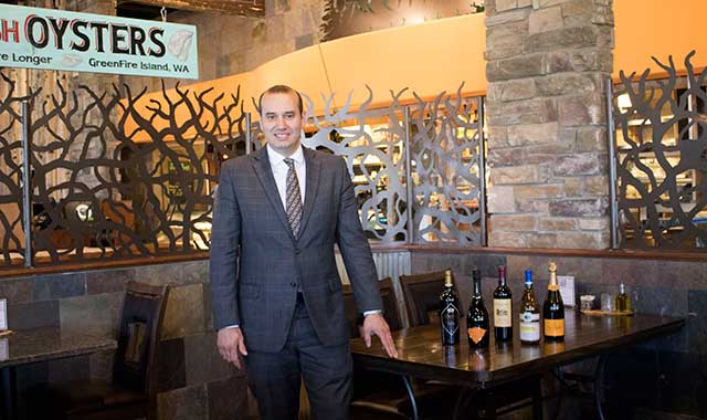 GreenFire owner Shendet Ismajlaj is carrying on the work of his mentor, the late Philippe Forcioli, a longtime beloved Rockford chef.