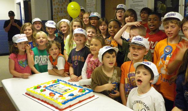 Rosie's Birthday Club celebrates all children, regardless of their circumstances. It has thrown more than 4,500 parties.