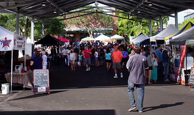 Rockford's City Market
