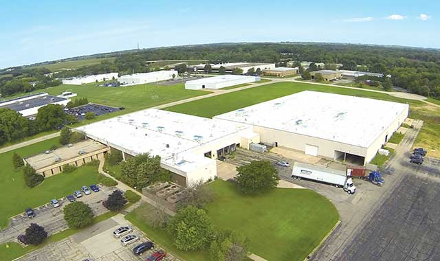 In its new facility on Rockford's northwest side, Cellusuede is positioned for rapid growth over the next several decades to come.