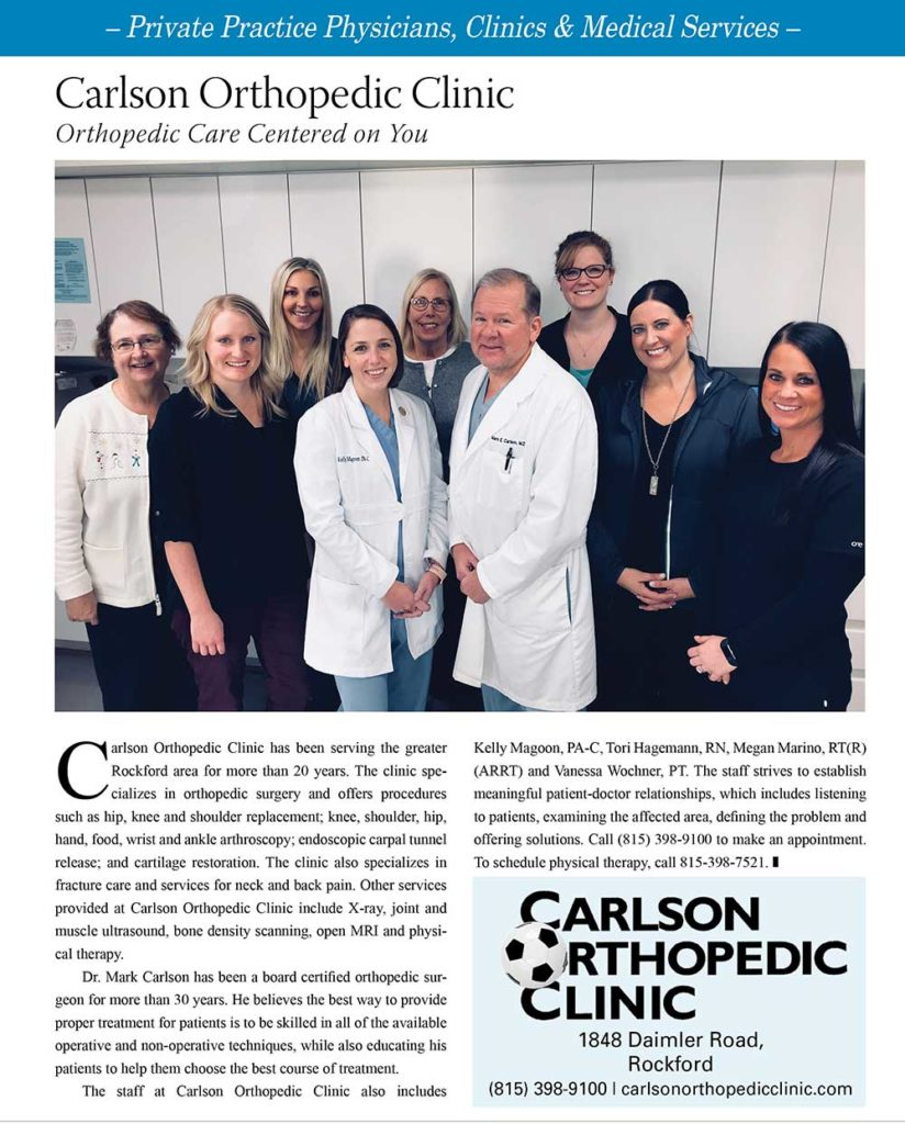 Clinics-Carlson-Ortho-Sum18