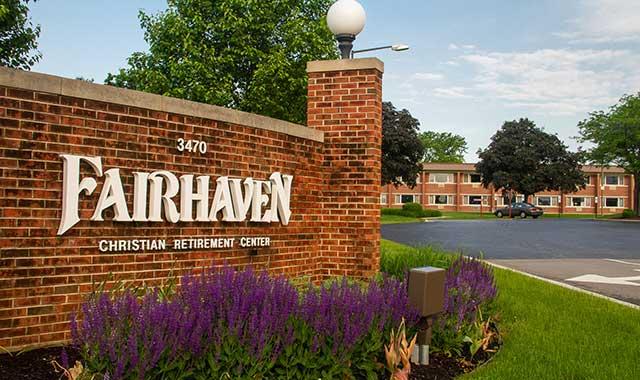 (Fairhaven Christian Retirement Center photo)