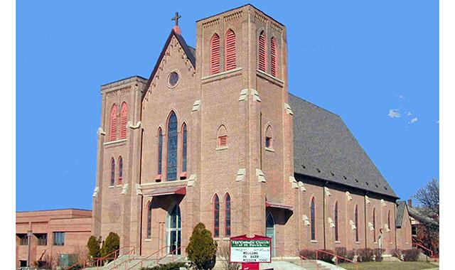 St. Patrick Parish, Dixon, Ill.