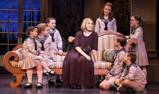 """Relive the beloved musical """"The Sound of Music"""" with Maria and the Von Trapp family on March 26 at Rockford's Coronado Performing Arts Center."""