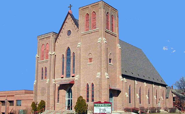 St. Patrick Catholic Church, Dixon, Ill.