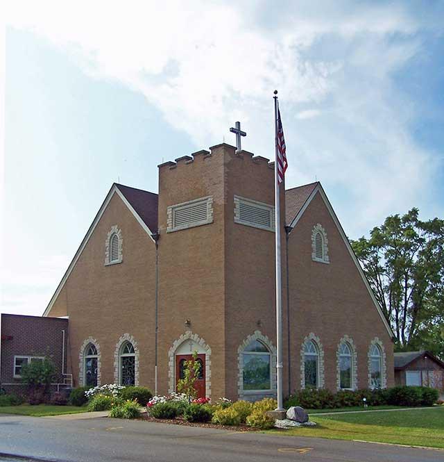 Millard Community Covenant Church, Elkhorn, Wis.