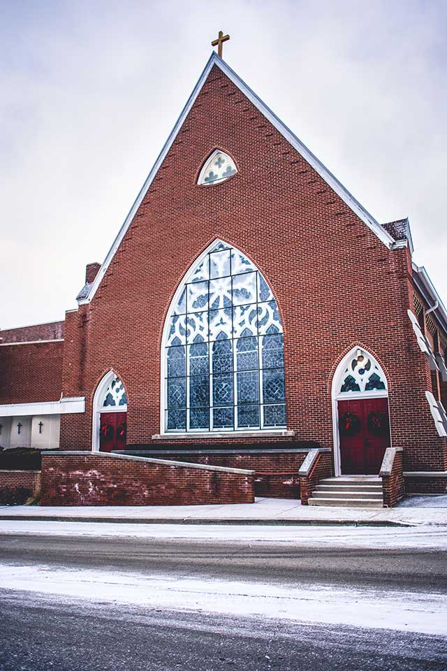 First Lutheran Church, Freeport